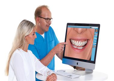 digital dental consultation