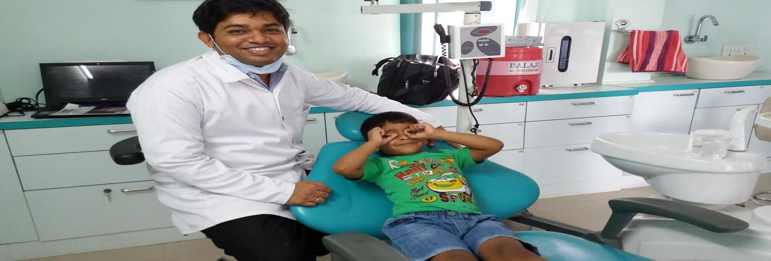Creating Healthy Smile for Every Child